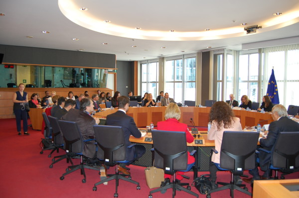 Working Group Meeting on Antisemitism