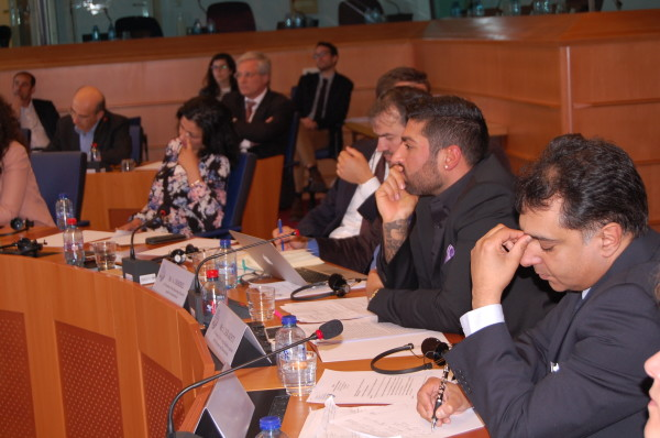 Panel speakers - Working Group Meeting on Antisemitism