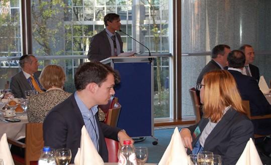 WGAS Chair MEP Juan Fernando Lopez Aguilar