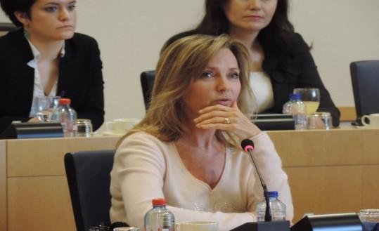 MEP Frédérique Ries (Belgium, ALDE)
