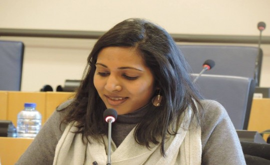 Ms. Vidhya Ramalingam, Director of Moonshot CVE