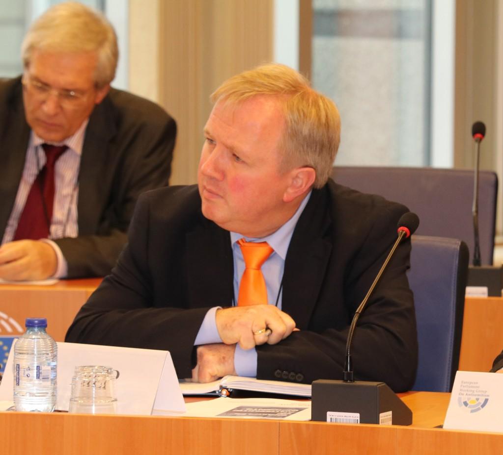 MEP Arne Gericke (Germany)
