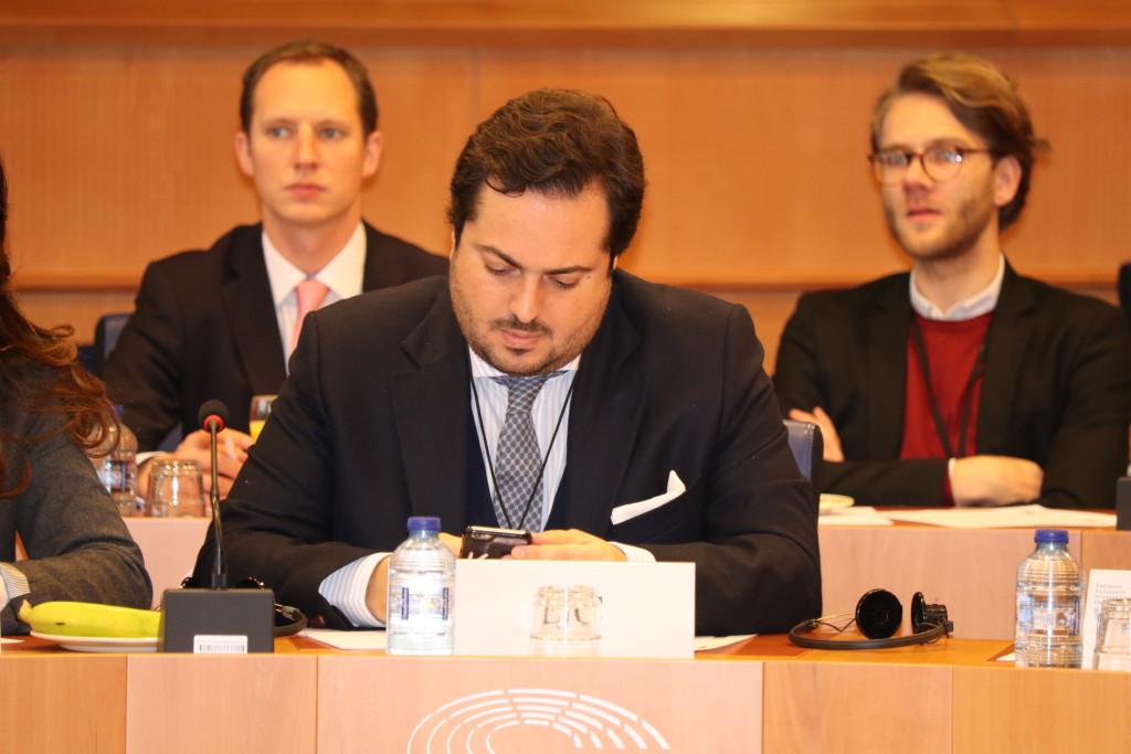 Nuno Wahnon Martins, EJC Director of EU Affairs