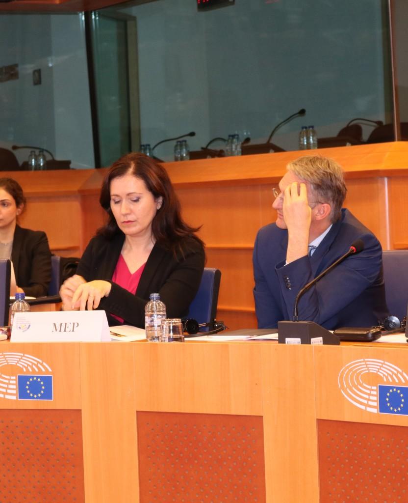 MEP Patricija Sulin (Slovenia)