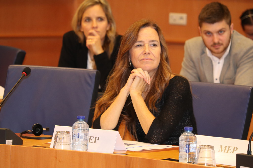 MEP María Teresa Jiménez-Becerril Barrio (Spain)