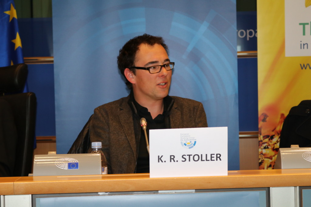 Kim Robin Stoller, Co-Director of the International Institute for Education and Research on Antisemitism (IIBSA)