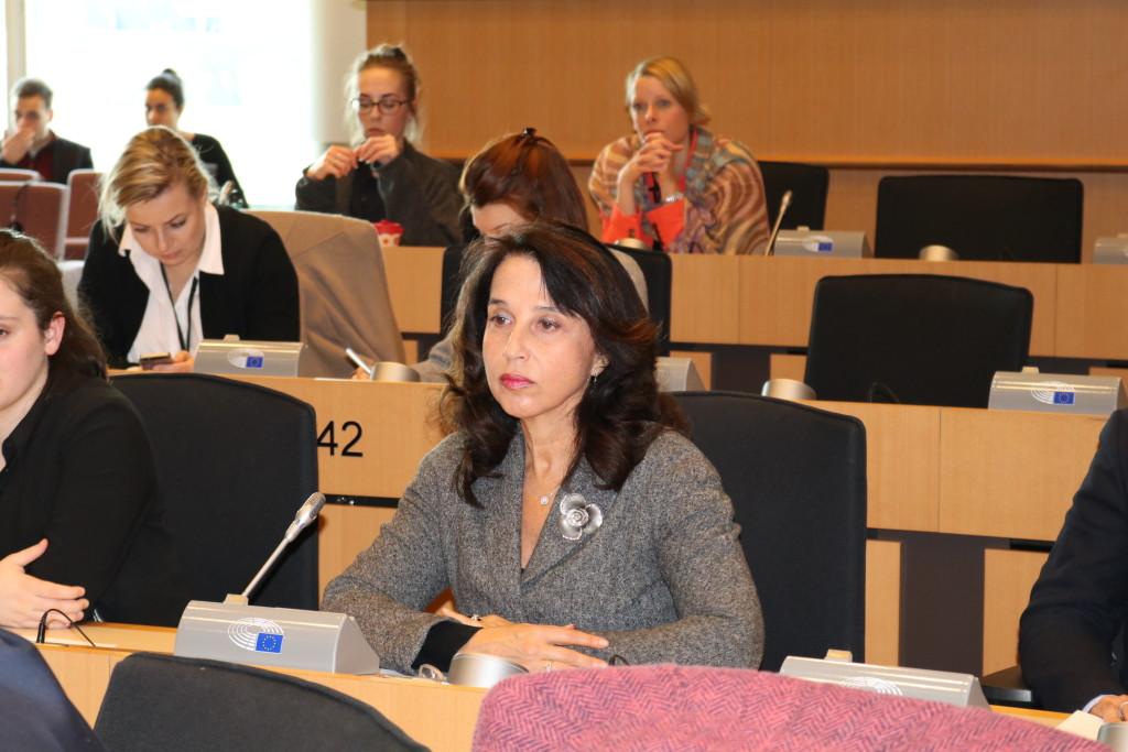 Raya Kalenova, EJC Executive Vice-President