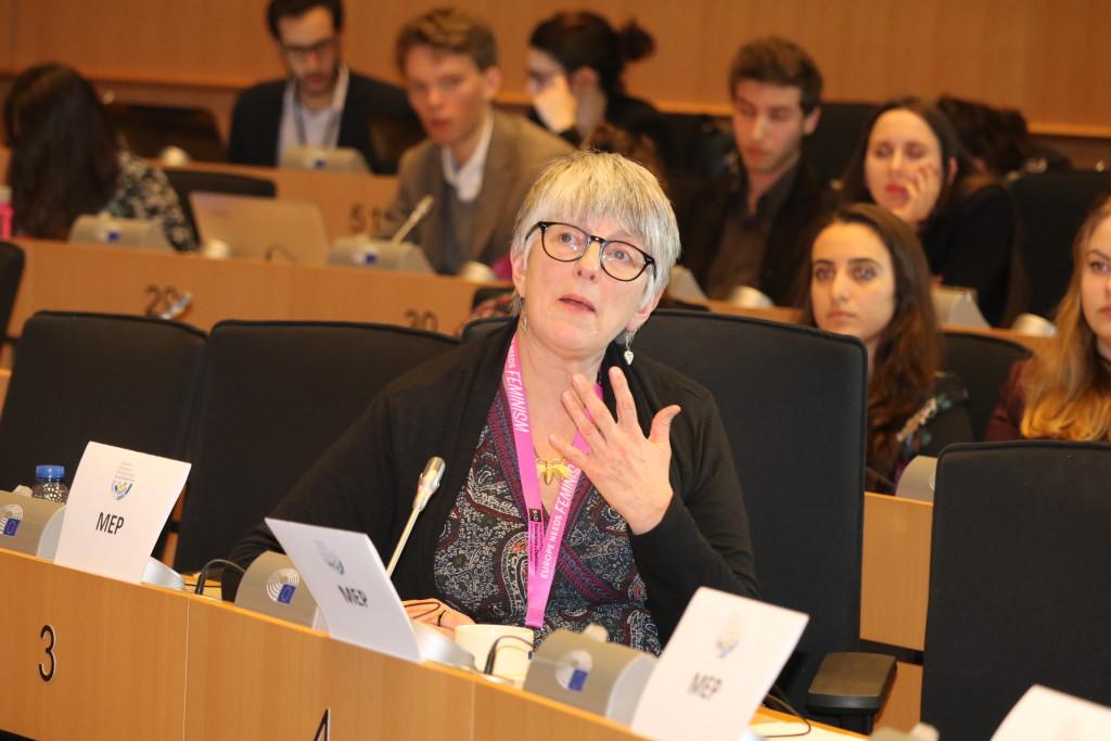 MEP Julie Ward (S&D/United Kingdom)