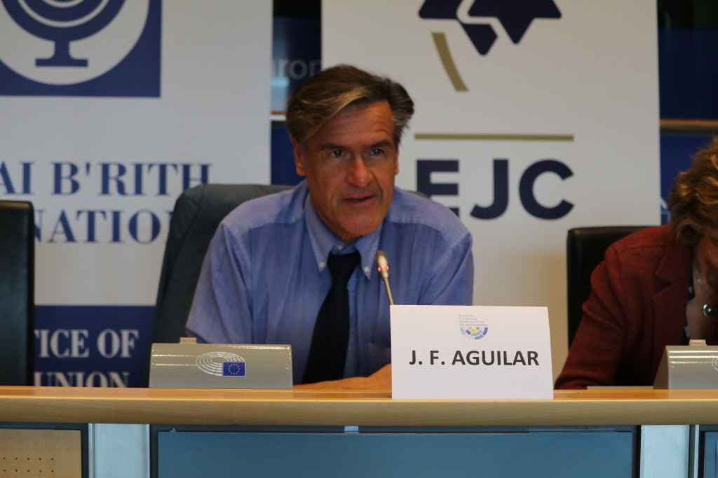 MEP Juan Fernando López Aguilar WGAS Vice-Chair (S&D/Spain)